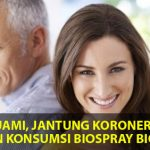 Testimoni / Pengalaman sembuh dari penyakit jantung setelah minum biospray bionutric