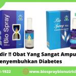Ampuh, baru dicoba 1 botol Biospray Bionutric Luka Diabetesnya Mengering
